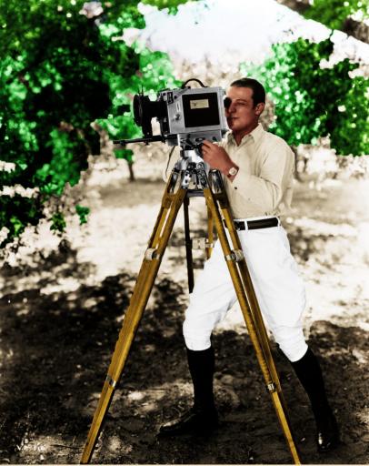 Rudolph Valentino 1924